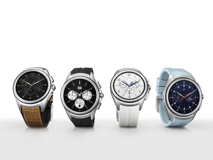 LG dévoile la Watch Urbane 2, sa smartwatch 4G sous Android Wear
