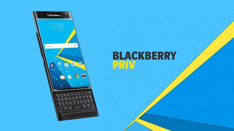 BlackBerry ouvre les pré-inscriptions pour le Priv
