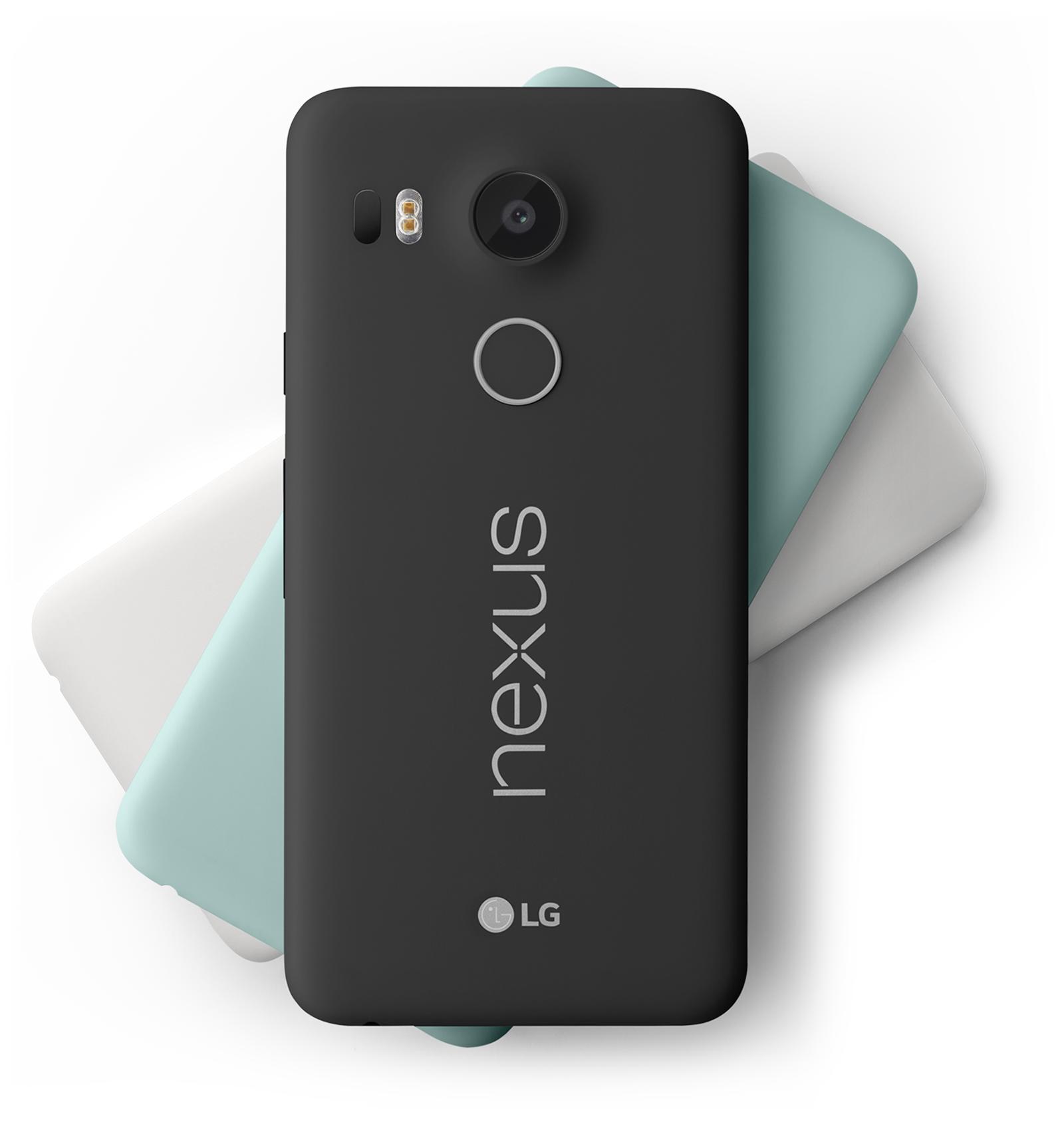 Nexus 5X : début des ventes dans un certain nombre de pays