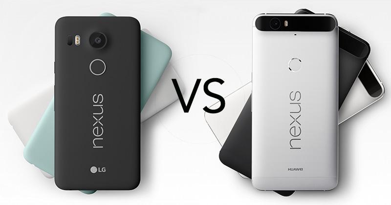 Google dévoile les Nexus 5X & 6P et d'autres nouveautés