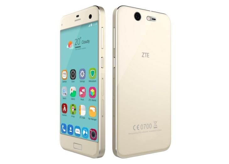 ZTE Blade S7 : écran 5 pouces Full HD & appareils photo 13MP