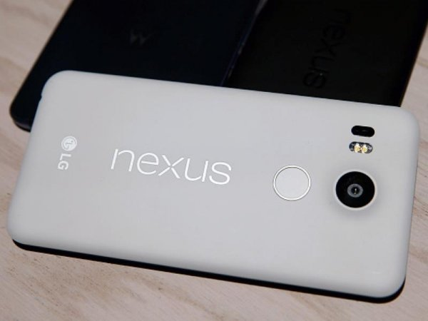 Nexus 5X : des photos à l'envers ? Explications.