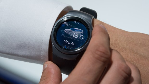 Samsung Gear S2 : une mise à jour pour améliorer la batterie