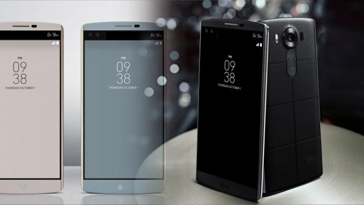 USA : 450 000 LG V10 vendus en seulement 45 jours