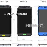 Samsung Galaxy S7 & S7 Edge : les dimensions révélées ?