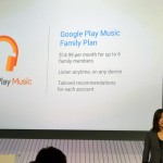 Google Play Music : l'offre familiale arrive en France (14,99 $/mois)