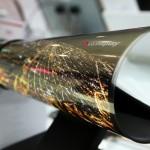 CES 2016 : LG présente un écran OLED de 18 pouces ultra-flexible