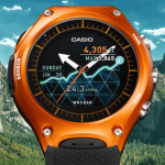 Smartwatch : Casio dévoile la WSD-F10 Smart Outdoor Watch