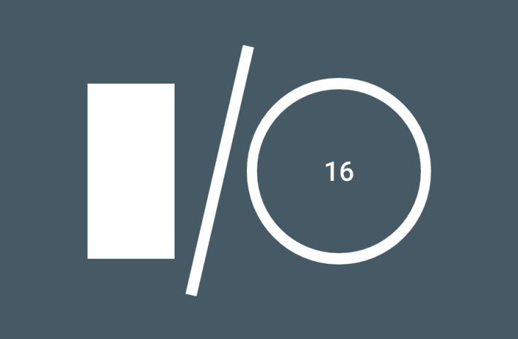 La Google I/O 2016 aura lieu du 18 au 20 mai 2016