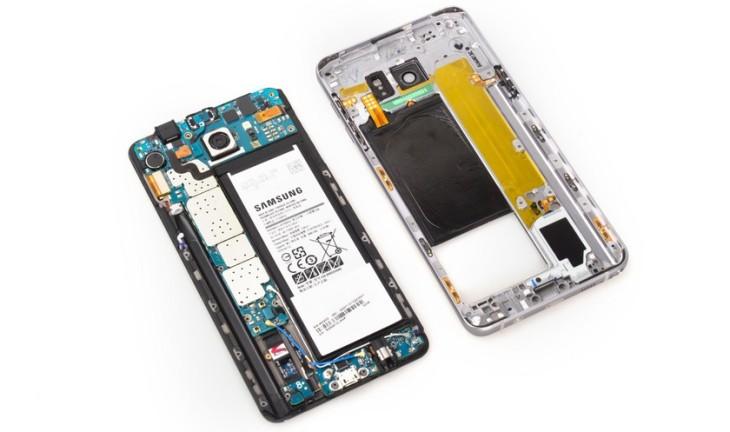 Samsung a discrètement corrigé le «Pengate» du Galaxy Note 5