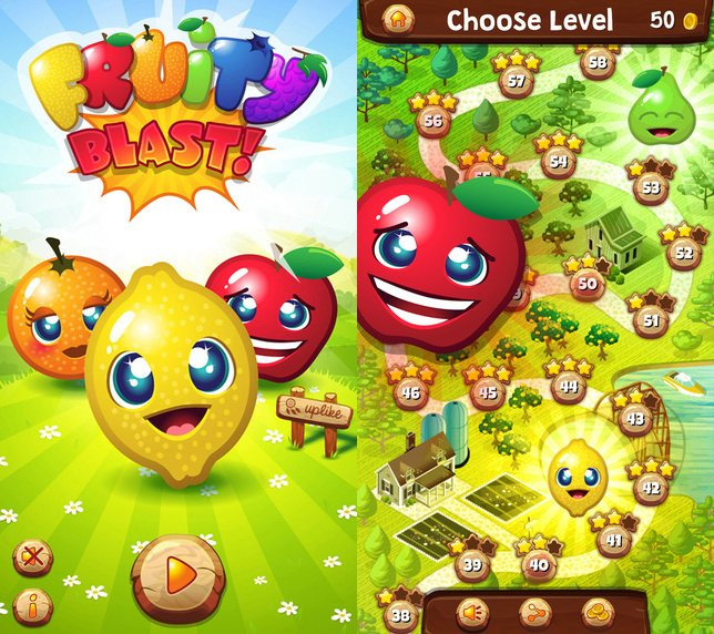 Fruity Blast : un successeur de taille à Candy Crush Saga