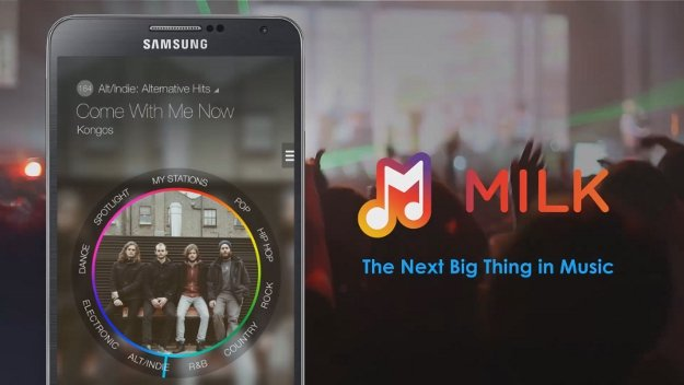 Milk Music : fermeture imminente du service de streaming de Samsung ?