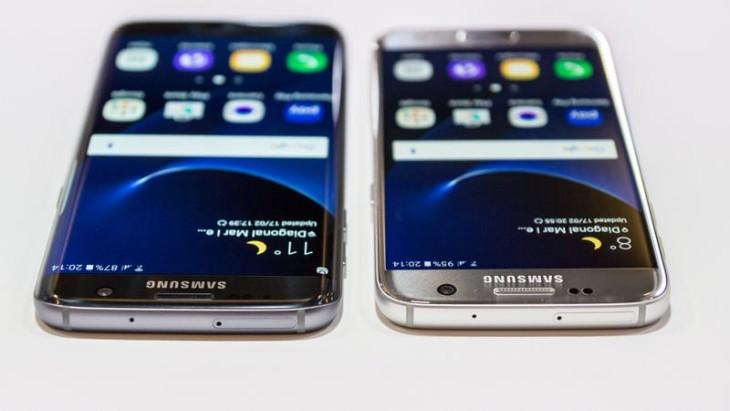 Samsung: le Galaxy S7 fait un carton