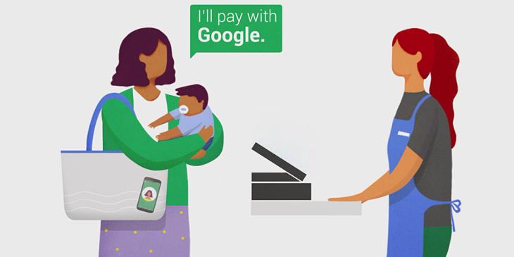 Hands Free : Google teste son app de paiement mains-libres