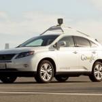Google Car : un premier accident pour la voiture autonome