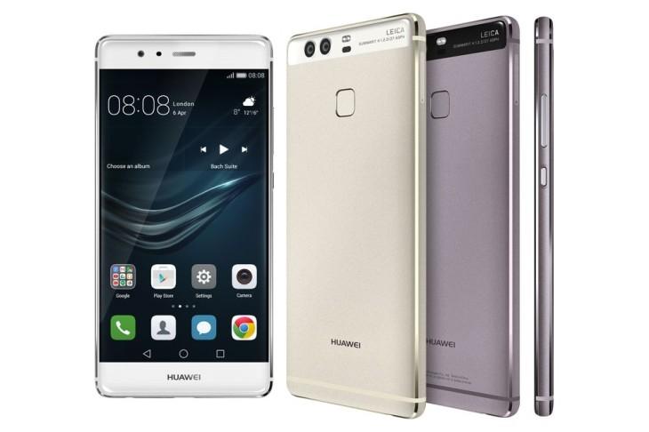 Huawei P9 : le nouveau smartphone développé avec Leica
