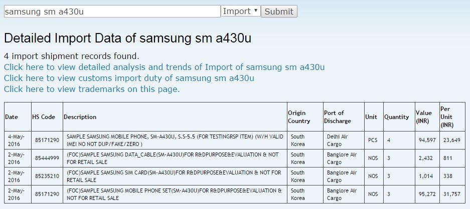 Galaxy-A4-SM-a430u