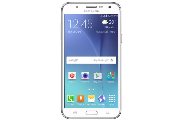 Samsung Galaxy J7 : caractéristiques techniques et prix