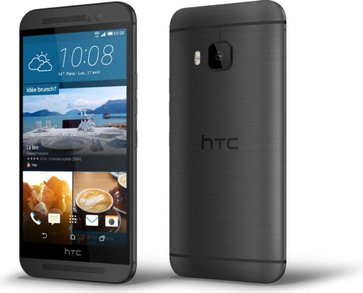 HTC lance le One M9 Photo Edition : quelle différence ?