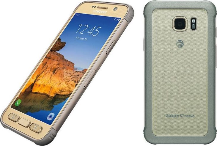 Samsung officialise le Galaxy S7 Active