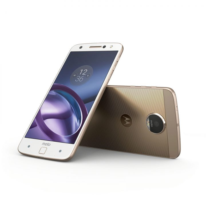 Lenovo officialise enfin son Moto Z