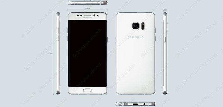 Samsung Galaxy Note 7 : une production de masse pour bientôt ?