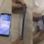 Galaxy Note 7 : de nouvelles photos dévoilent entièrement son design