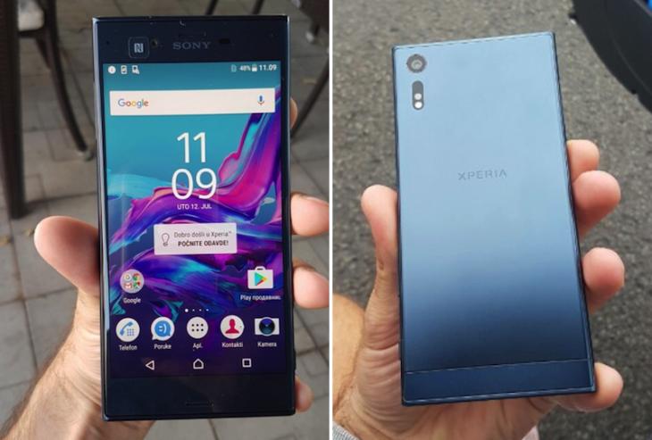 Sony Xperia XR : présentation officielle à l'occasion de l'IFA 2016 ?