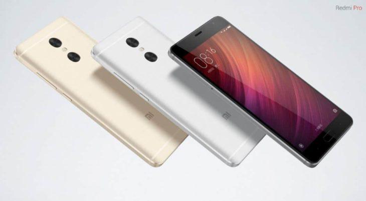 Le Xiaomi Redmi Pro est maintenant officiel