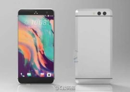 HTC 11 : Snapdragon 835, 8 Go de RAM, APN 2 x 12 MP ?