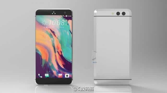 HTC 11 : Snapdragon 835, 8 Go de RAM, APN 2 x 12 MP ?