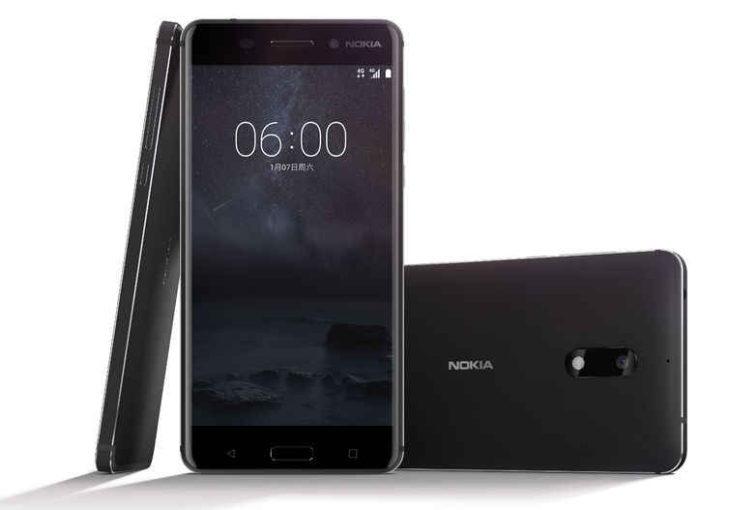 Le Nokia 6 officiellement dévoilé