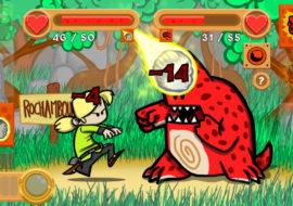 L'Étoffe des Héros : un RPG alliant humour & stratégie sur Android