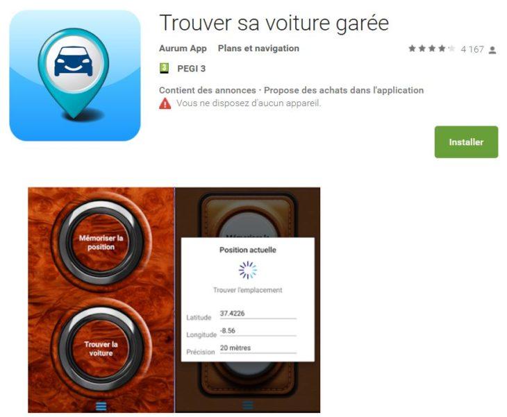 Trouver sa voiture garée : l'app pour ne plus se perdre dans les parkings